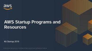 Les programmes AWS pour les startups