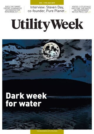 Utility Week 5th July 2019