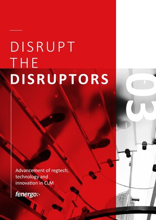 Fenergo - Report 3 - Disrupt the Disruptors