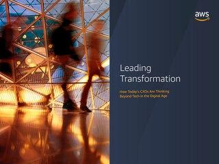 Ebook: Leading Transformation
