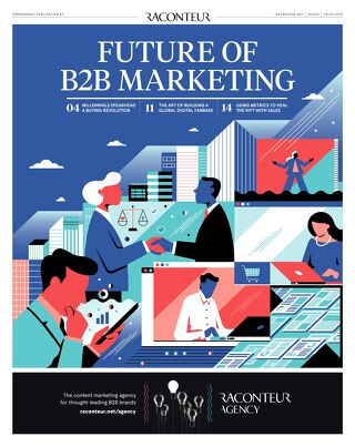 The Future of B2B Marketing 2019