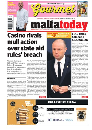 MALTATODAY 7 July 2019