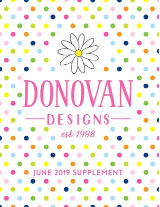 DONOVAN JUNE 2019 SUPPLEMENT