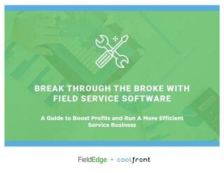Break Through the Broke