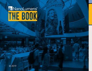 NanoLumens Catalog: The Book