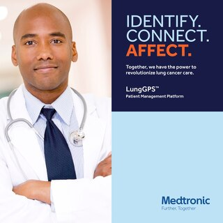 Product Brochure: LungGPS™ Patient Management Platform