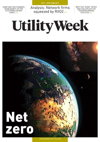 Utility Week 21st June 2019