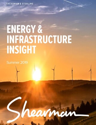 Energy & Infrastructure Insight - Issue 1