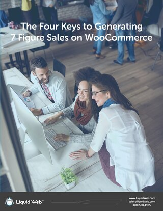The 4 Keys to Generating Seven Figure Sales on WooCommerce