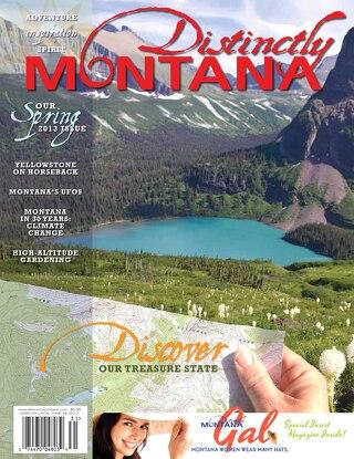 Distinctly Montana Spring 2013