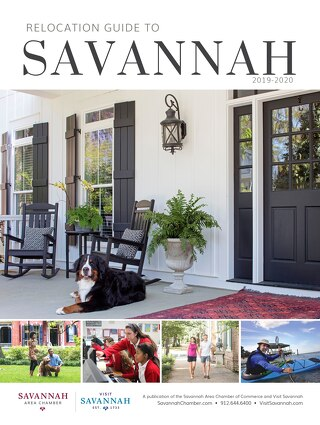 2019-2020 Savannah Relocation Guide