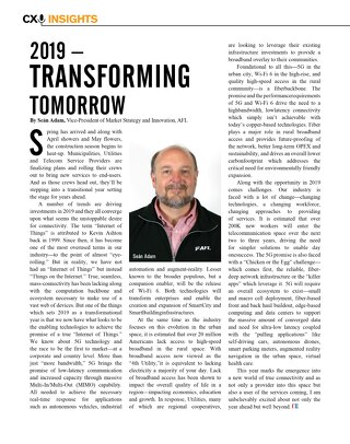CIOReview: Transforming Tomorrow
