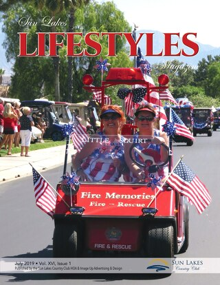 Sun Lakes Lifestyles July 2019