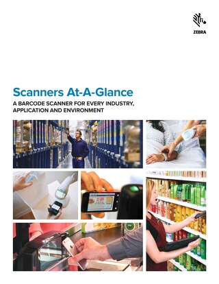 Scanners at a Glance