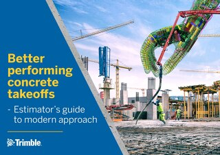 Better Performing Concrete TakeOffs