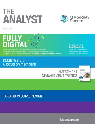 The Analyst - June 2019