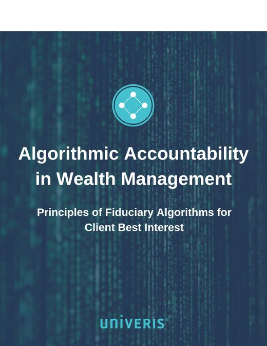 Special Access: Algorithmic Accountability in Wealth Management - Univeris