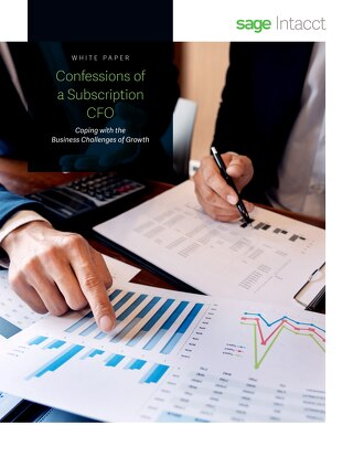 Confessions of a Subscription CFO