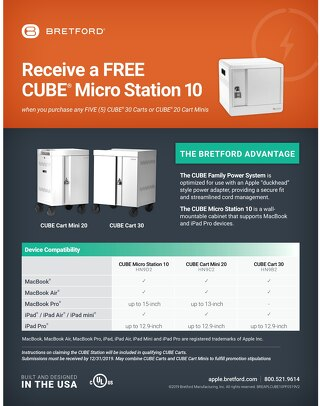 FREE Micro Station with Purchase