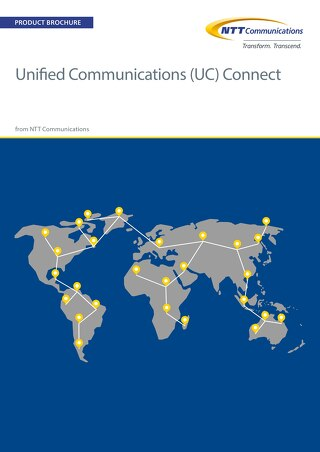 NTT UC Connect Product Brochure