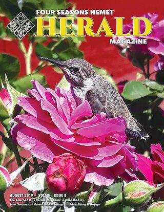 Hemet Herald August 2019