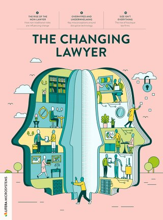 Microsystems The Changing Lawyer 2019
