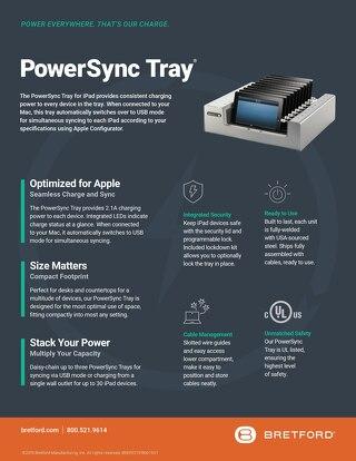 PowerSync Tray