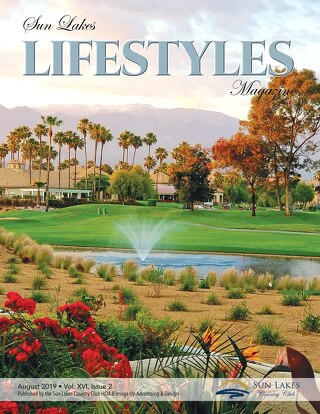 Sun Lakes Lifestyles Magazine August 2019
