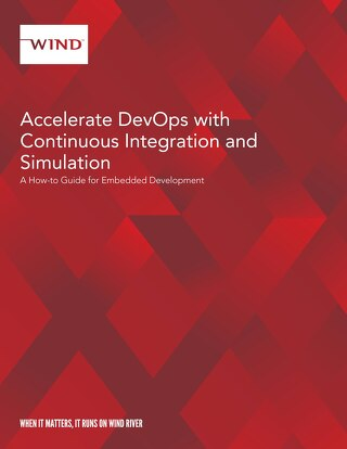 Accelerate DevOps with Continuous Integration and Simulation