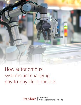How Autonomous Systems Are Changing Day-to-Day Life