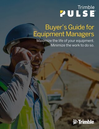 Buyer's Guide for Equipment Managers
