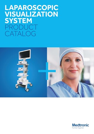 Laparoscopic Visualization System Product Catalog