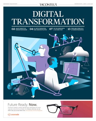 Digital Transformation 2019