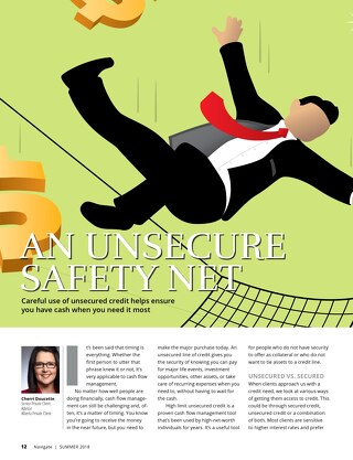 An unsecure safety net