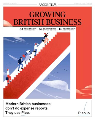 Growing British Business 2019