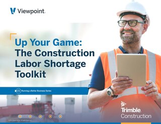 The Construction Labor Shortage Toolkit