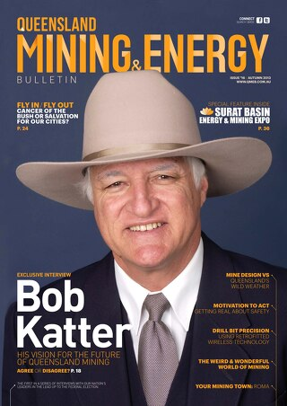 QLD Mining and Energy Bulletin Autumn 2013