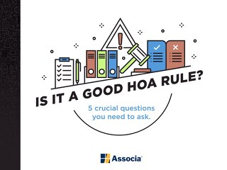 Is It a Good HOA Rule?