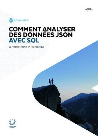 Comment analyser des données JSON avec SQL