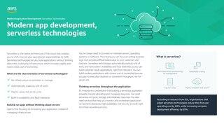 Modern Application Development: Serverless Technologies