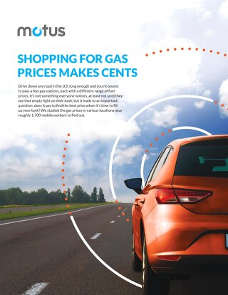 2019 Motus Fuel Savings Report