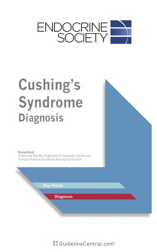 Cushing's Syndrome Diagnosis