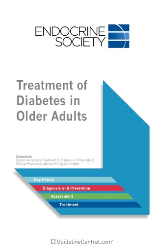 Treatment of Diabetes in Older Patients