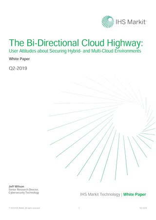 The Bi-Directional Cloud Highway