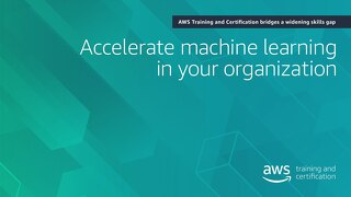 Accelerate Machine Learning in Your Organization