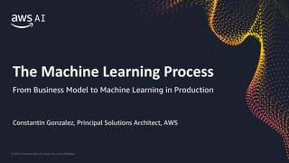 The ML Process: From Business Models to ML in Production - Slides