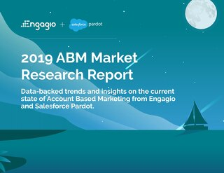 2019 ABM Market Research Report  |  Engagio