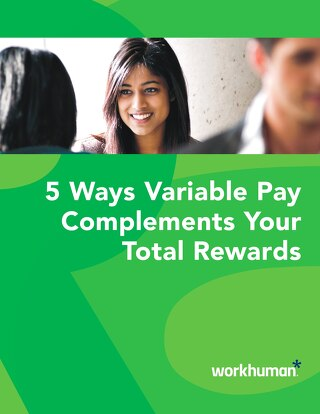 5 Ways Variable Pay Complements Your Total Rewards