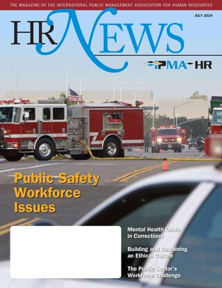 HR News Building and Sustaining an Ethical Culture in Public Safety