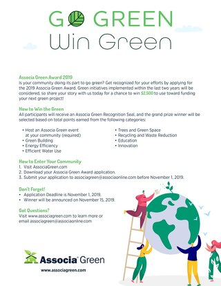 Go Green, Win Green!